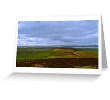 4000 Years of  Peat Land - Donegal Greeting Card