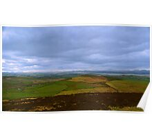 4000 Years of  Peat Land - Donegal Poster