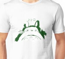 Neighbor Ink Scroll Totoro Unisex T-Shirt