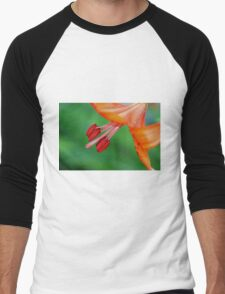 Lily...Come Dance with Me Men's Baseball ¾ T-Shirt