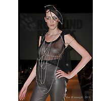 Couture at BFW Photographic Print