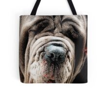 I have a wrinkle or two! Tote Bag
