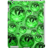 The Cannabis Bubble Original  iPad Case/Skin