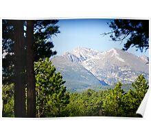 Sneak Peak to the Mountain Poster
