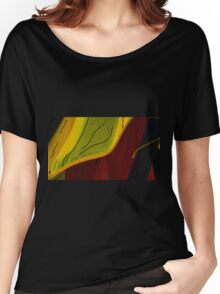 German Flag Sun Women's Relaxed Fit T-Shirt