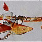 Street Abstract Art-  626 by Albert Sulzer