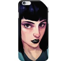Cathy iPhone Case/Skin