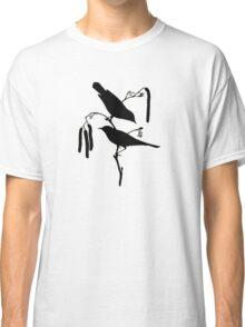 Warbler Brush Classic T-Shirt