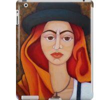 Maria da Fonte  iPad Case/Skin