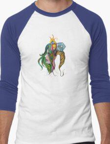 . Men's Baseball ¾ T-Shirt