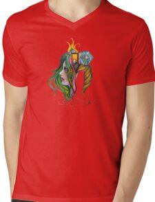 . Mens V-Neck T-Shirt