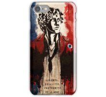 Liberté, égalité, fraternité iPhone Case/Skin