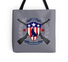Howling Commandos Insignia (Color) Tote Bag