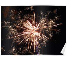Fireworks 7-3-10 (I) Poster
