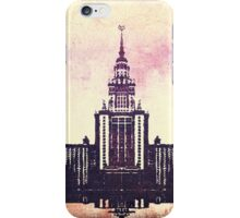 Home - New Grunge Vintage Artwork iPhone Case/Skin