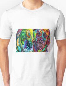 SERIOUS FACES T-Shirt
