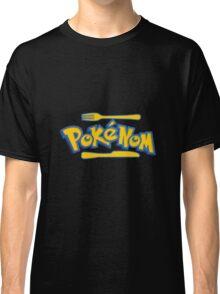 Pokenom logo Classic T-Shirt