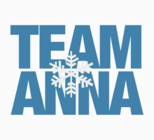 Frozen - Team Anna by Call-me-dickie
