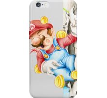 Sonic v Mario iPhone Case/Skin