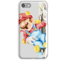 Sonic v Mario iPhone Case/Skin
