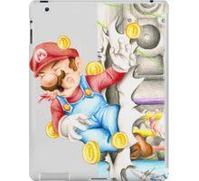 Sonic v Mario iPad Case/Skin