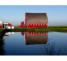 Lone Star Farms... Photographic Print