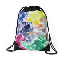 Splat #2 Drawstring Bag