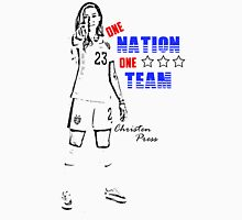 One Nation, One Team - Christen Press Edition Unisex T-Shirt