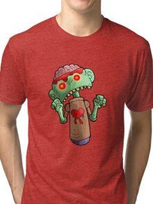 zombie toy... Tri-blend T-Shirt