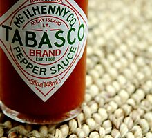 Tabasco by Tim Shoen