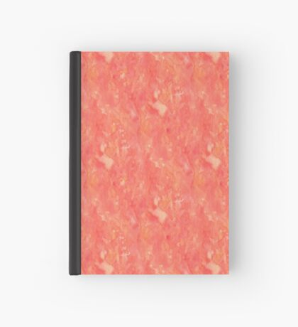Journal Cover Orange Hardcover Journal