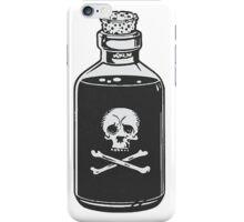 Poison  Bottle iPhone Case/Skin