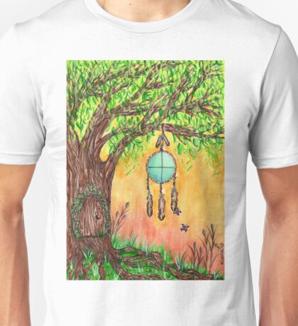 Tree of Peace Unisex T-Shirt
