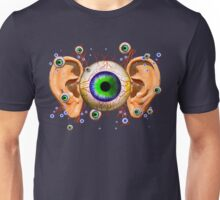 EYES and EARS Unisex T-Shirt