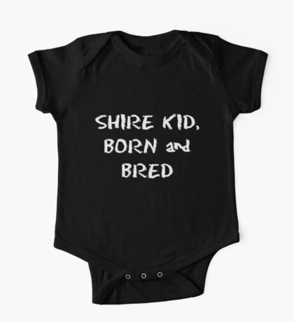 Shire Kid One Piece - Short Sleeve