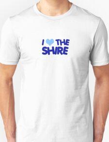 I Heart The Shire Unisex T-Shirt