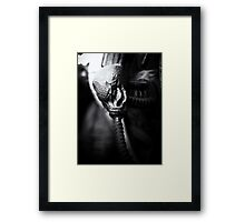 ©AS Take A Breath IIA Framed Print