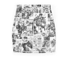 JoJo Collage Mini Skirt
