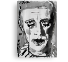 max the clown Canvas Print
