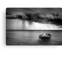 An Account of a Voyage Canvas Print