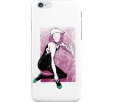 Spider-gwen Peace iPhone Case/Skin