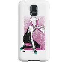 Spider-gwen Peace Samsung Galaxy Case/Skin