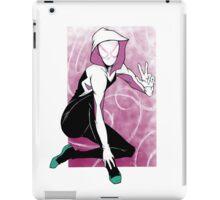 Spider-gwen Peace iPad Case/Skin