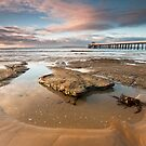 Point Lonsdale morning by Alistair Wilson