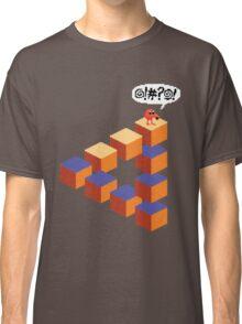 Q*bert's Conundrum Classic T-Shirt