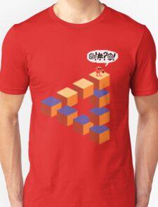 Q*bert's Conundrum Unisex T-Shirt