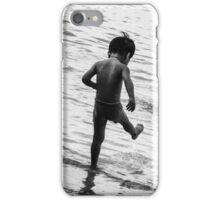 Hey Kid iPhone Case/Skin
