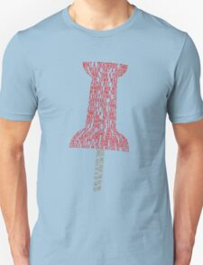 Paper Towns Typography Unisex T-Shirt