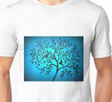 Glowing Tree Unisex T-Shirt