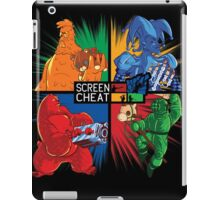 Screencheat Key Art iPad Case/Skin